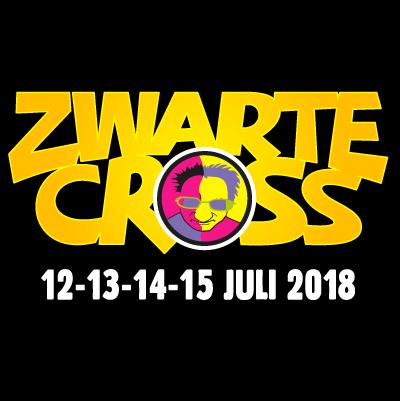 logo zwarte cross 2018